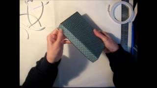 How To Oven Recipe Card Box - Part 2 (Free Video Tutorial)