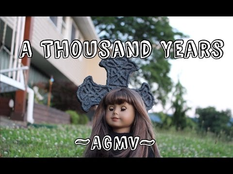 A Thousand Years ~An AGMV