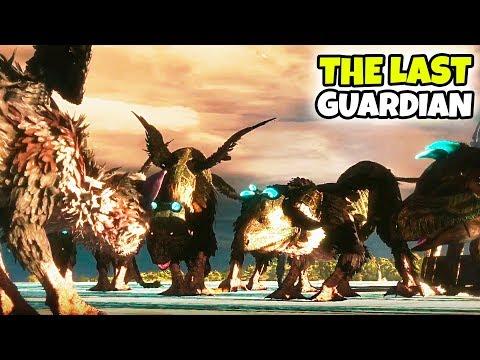 AFSLUTNINGEN! - The Last Guardian (PS4 Pro) #19