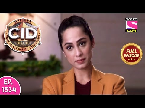 CID - Full Episode 1534 - 23rd June, 2019