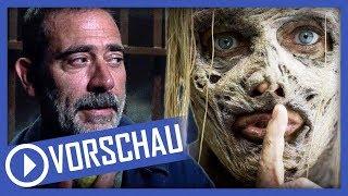 The Walking Dead Staffel 9: So geht es weiter! | Whisperers, Negan und Rückblenden