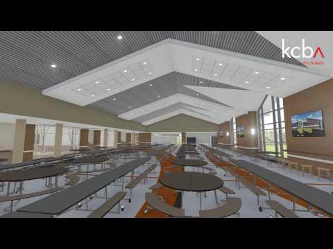 Northampton Area Middle School - Cafeteria