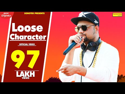 Loose Character || लूज़ करैक्टर || MD & KD || New Haryanvi Lattest Songs 2015 | Sonotek