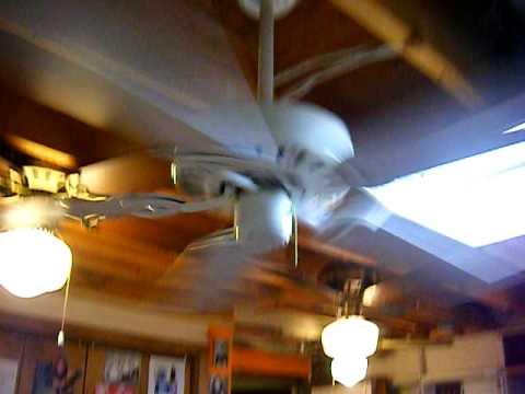 Hunter Summer Breeze Ceiling Fan Youtube
