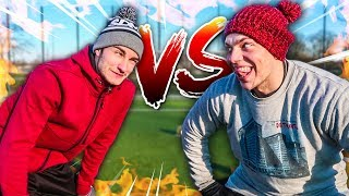 LUCAS VS LARS STAFFEL 2!!! **FUßBALL BATTLE**