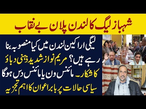 Babar Awan: London Plan B Molana Plan Z