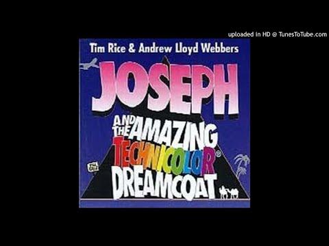 Joseph and the Amazing Technicolor Swedish Cast Recording 19 Benjamin Calypso