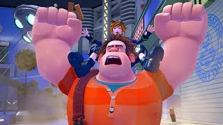 Kingdom Hearts 3 - Toy Story World Gameplay