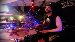 Download Manu Lotter - Rhapsody Of Fire - Land Of Immortals (Live in Trieste 2017) MP3 song and Music Video