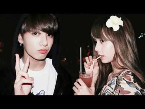 JUNGKOOK BTS and LISA BLACKPINK💕 |LIZKOOK