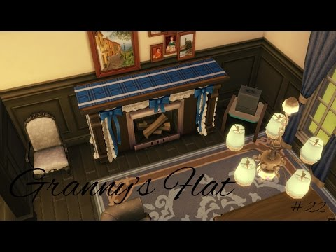 Granny's Flat | Speed Build | The Sims 4 |
