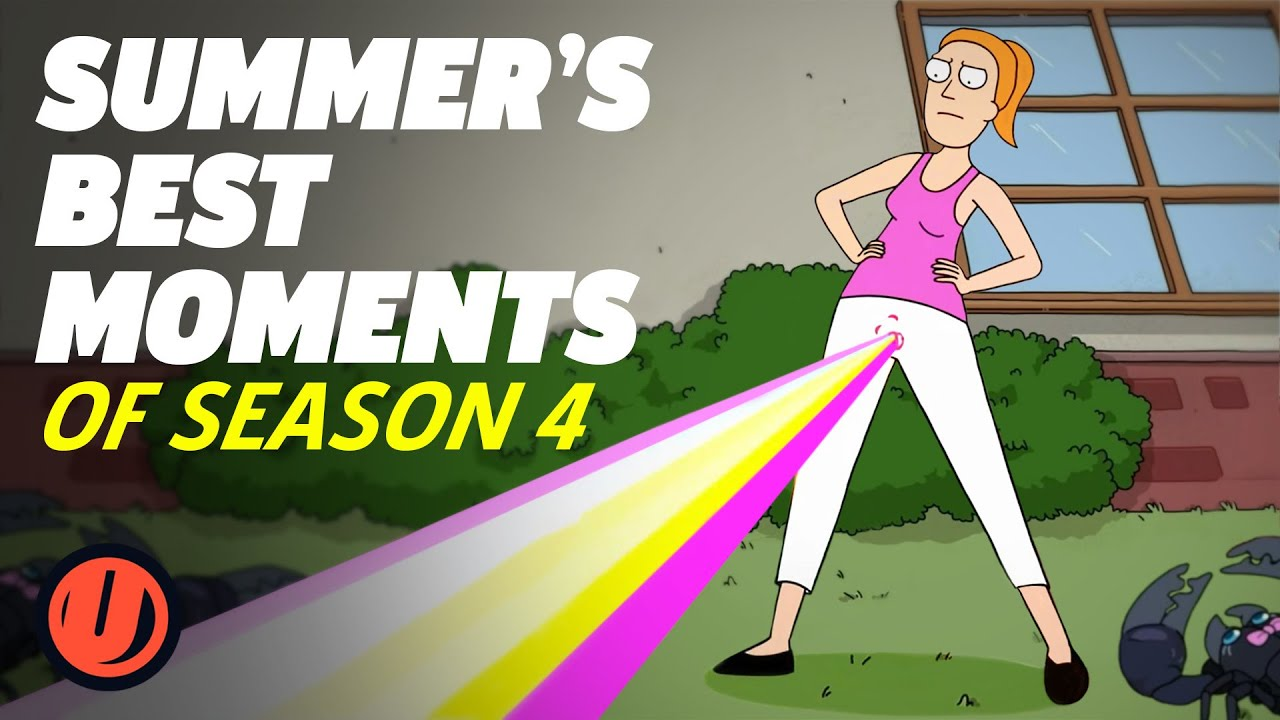Download RICK AND MORTY: Summer's Best Moments Of Season 4