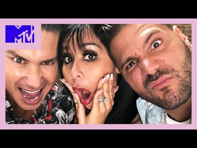 Jersey Shore's Snooki, Pauly D & Ronnie Play 'Truth or Dare' | In Theaters April 13th | MTV