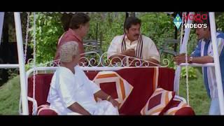 Bavagaru Bagunnara Movie Parts 7/12 - Chiranjeevi,Ramba, Brahmanandam