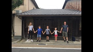 6 Must Do's with Kids in Kyoto