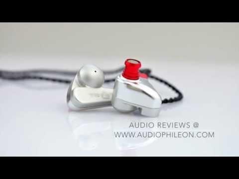 Trinity Audio Engineering Techne Earphone Unboxing
