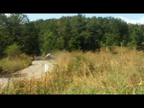 Rok Turk crash Rally Sliven 2015