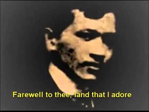 Jose Rizal - Mi Ultimo Adios - My Last Farewell - Joey Ayala