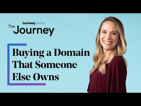 How to Buy a Domain That Someone Else Owns