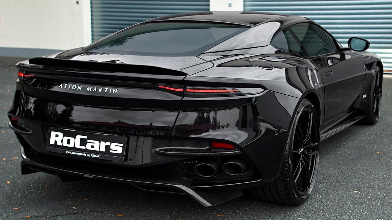 سيارة استون مارتن دي بي إس سوبر ليجيرا 2021