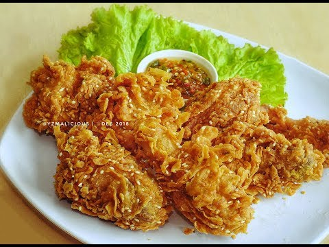 Sesame Fried Chicken