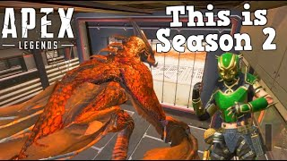 Everything New in Apex Season 2! New Map, Legends, Guns, Flyers and Battle Pass!