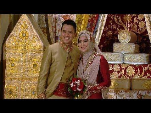 Pernikahan Oki Setiana Dewi dan Ory Vitrio - Intens 13 Januari 2014