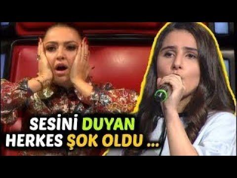 Selanay Dağdelen ve Muhteşem Performansı | O Ses Türkiye 11 Kasım 2017