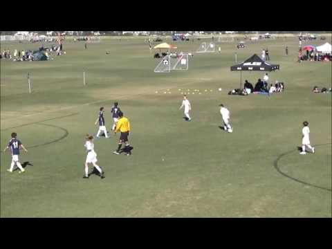 2017 State Cup SEH Matrix B07 vs Rebels SC Blue