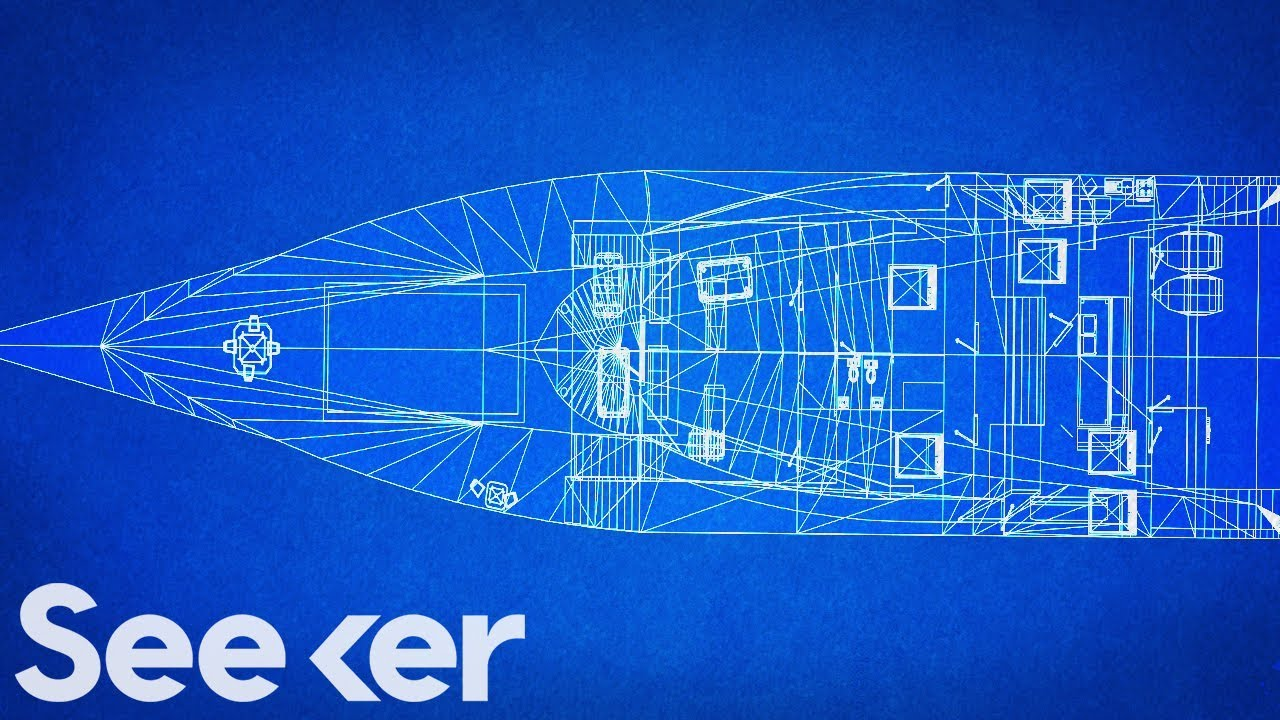This Is the Engineering You'd Need to Cross the Pacific Ocean | The Swim