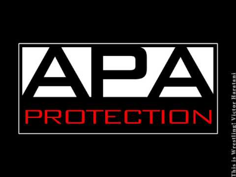 WWE ApA ( Acolytes Protection Agency ) 1st. Theme Song