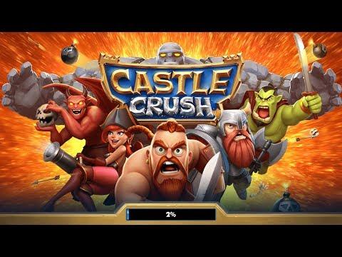 Castle Crush: Карточные игры онлайн - КИЛОРК