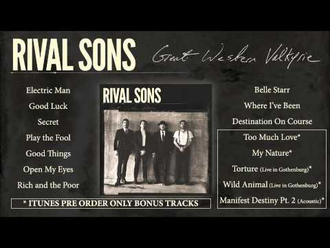"Rival Sons ""Great Western Valkyrie"" Album Preview"