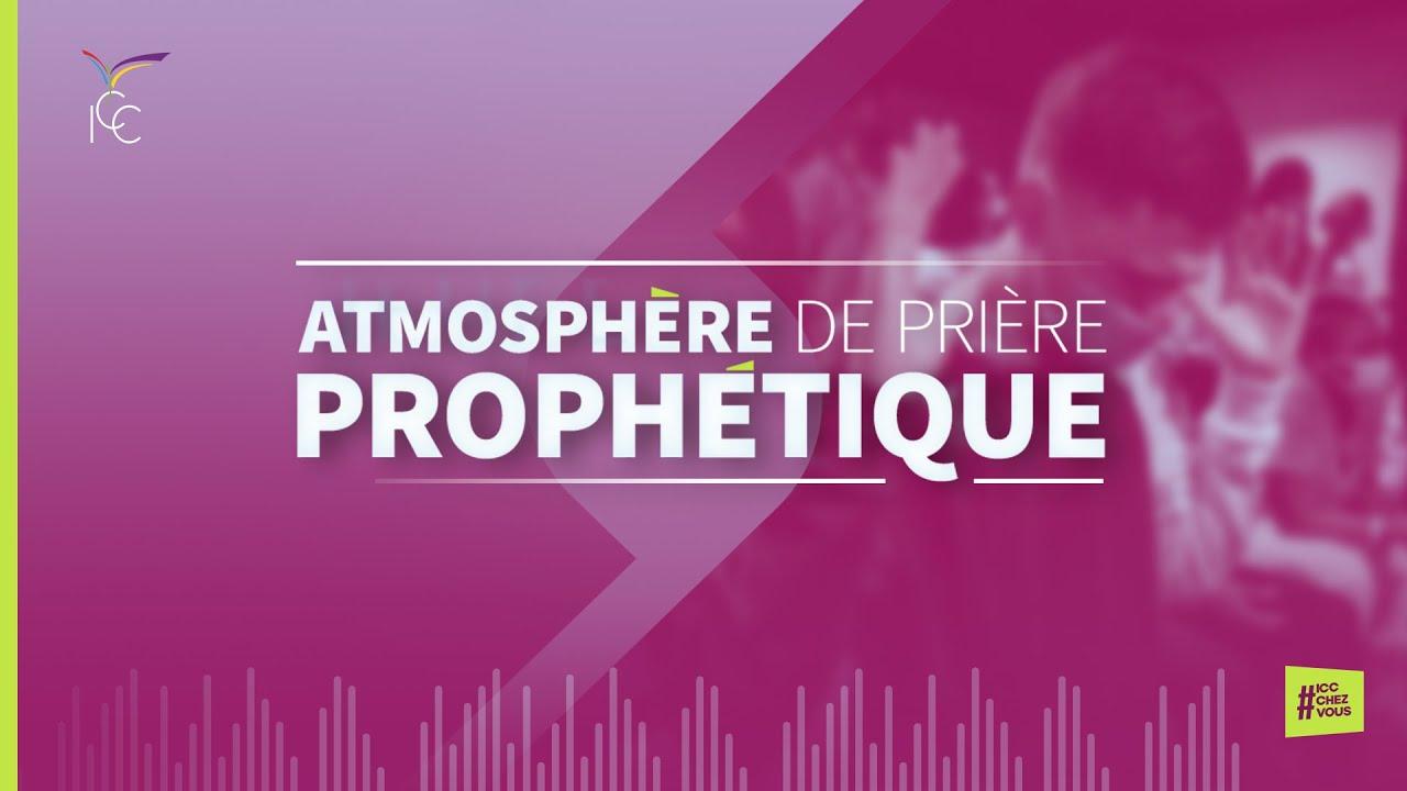 Atmosphère de prière prophétique - Alain MANIONGUI - Vendredi 23 Juillet 2021