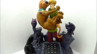 Scooby-Doo & Shaggy Animated and Talking Telephone