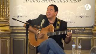 Cualquier lugar, Guillermo Anderson