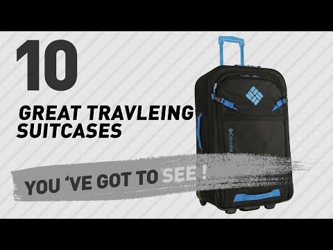 Columbia Suitcases // New & Popular 2017