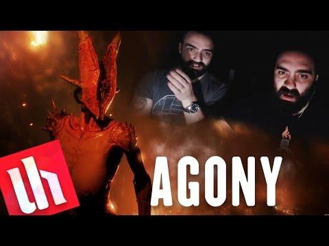 Το πιο άρρωστο παιχνίδι εκεί έξω! | UH play Agony | Unboxholics