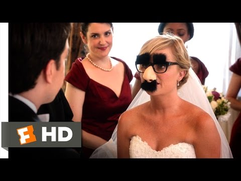 They Came Together (10/11) Movie CLIP - Molly's Wedding (2014) HD