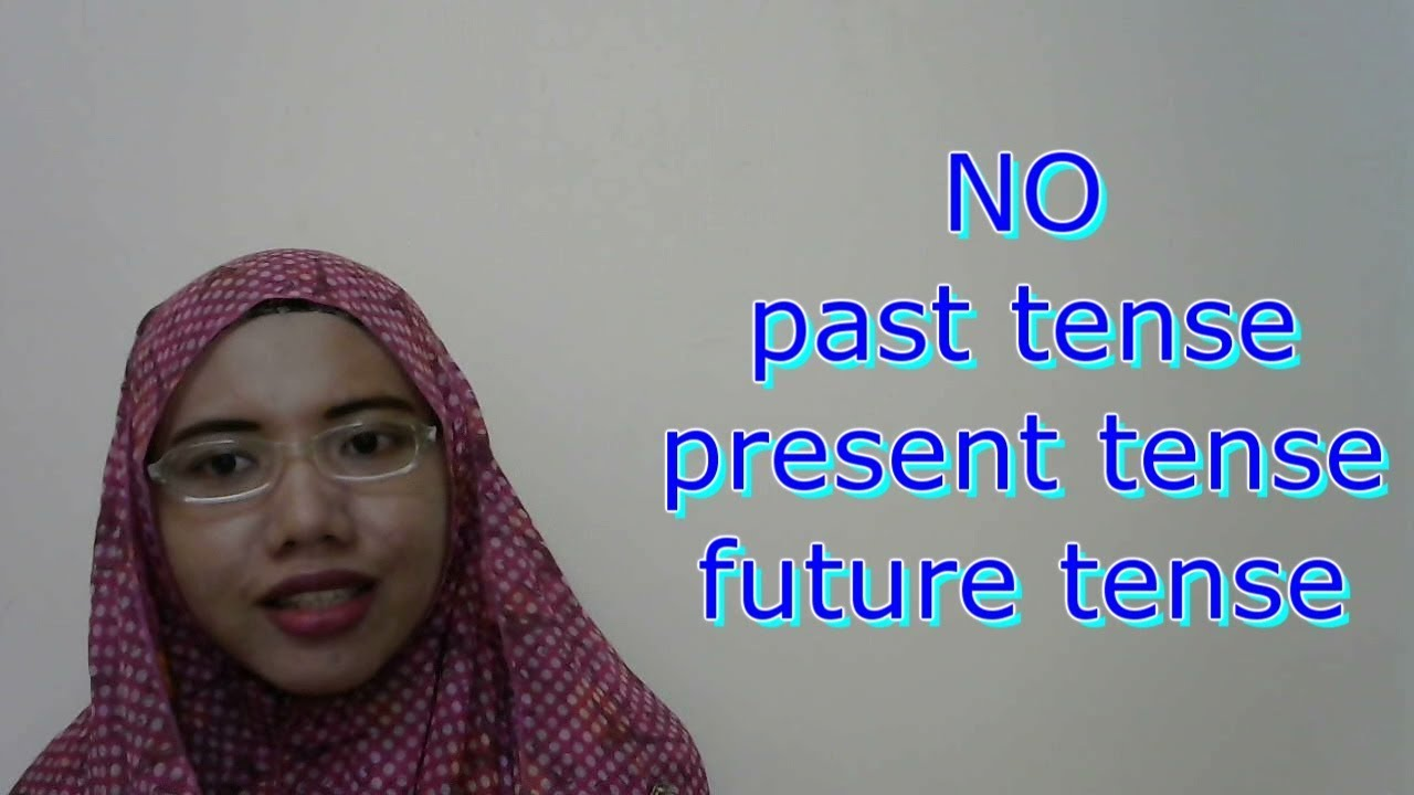 Learn Malay 12 No Tense Youtube