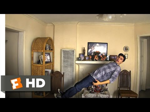 Paranormal Activity: The Marked Ones (3/10) Movie CLIP - Strange Powers (2014) HD