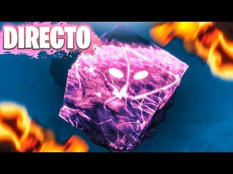 🔴 EL CUBO EXPLOTA EN FORTNITE! EVENTO FINAL