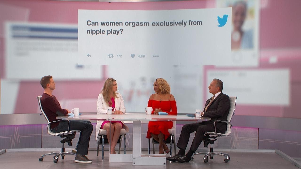Orgasm Through Nipple Stimulation