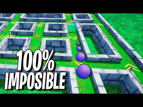 HOYO 100% IMPOSIBLE! | GOLF IT