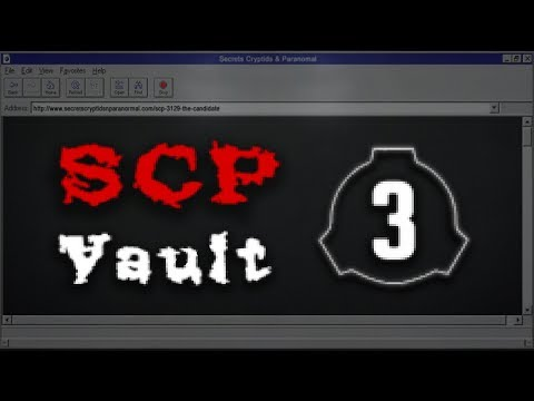 Scp Vault 3 Neighborhood Nightmares Youtube