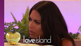 Anton Puts His Foot in His Mouth While Grafting Anna | Love Island 2019