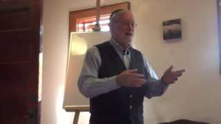 "Rabbi Ted Falcon Part 1, ""Universal Secrets of the Kabbalah: Teachings on Transcendence"""