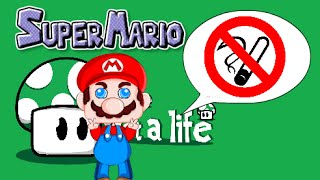 Give up Watching TV ( Super Mario Animation)