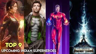 Upcoming Indian Superhero Movies | Krrish 4, The Immortal Ashwatthama, Brahmastra & More