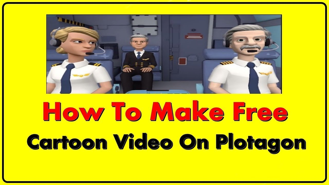 How To Make Free Cartoon Video On Plotagon Install Plotagon Free And Make Cartoon Basic Tutorial